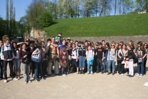 élèves et gladiateur (Copier)