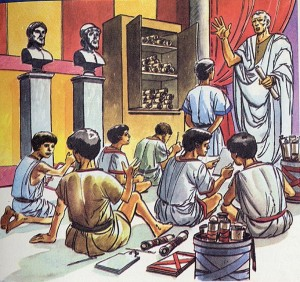 Escuela romana 2 (Copier)