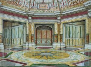 domus aurea reconstitution