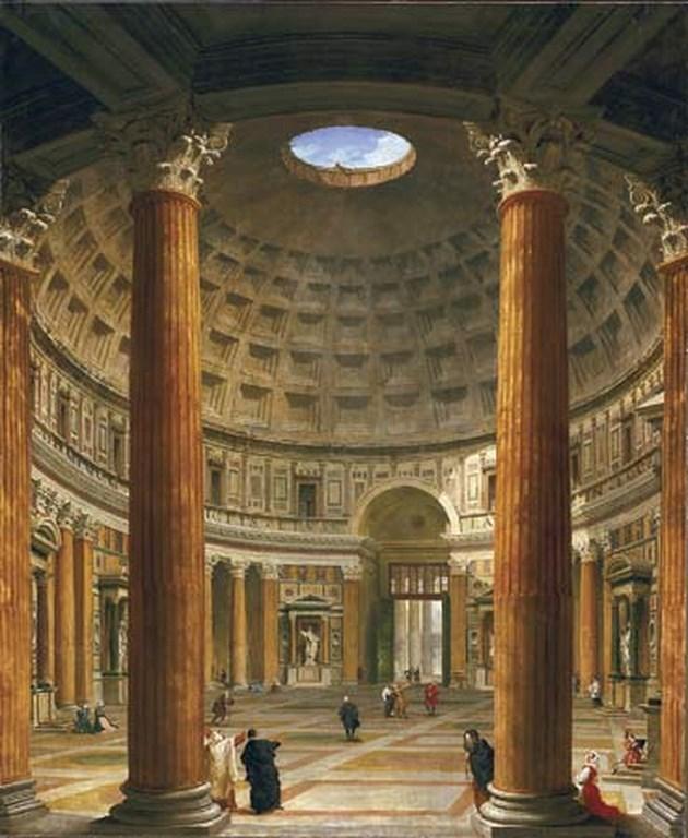 Les grotesques de la domus aurea diximus le latin au for Domus interieur