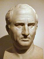 Ciceron buste