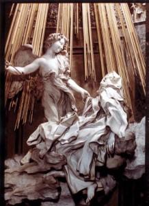 extase de sainte thérèse d'Avila