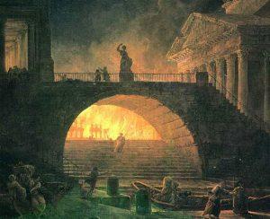 incendie-de-rome-hubert-robert