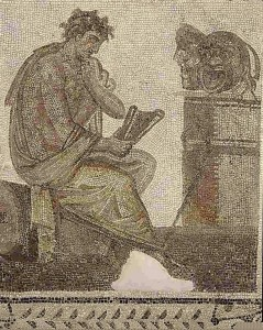 mosaique poète bardo