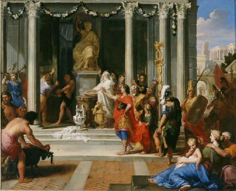 Chapitre 2 auguste un nouvel id al diximus le latin au coll ge vauban - Les portes du penitencier original ...