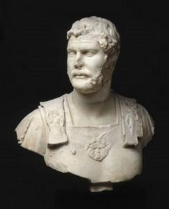 buste Hadrien