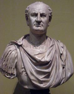 buste Vespasien