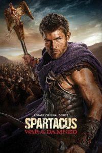 affiche de la série Spartacus