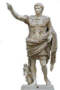 statue imperator