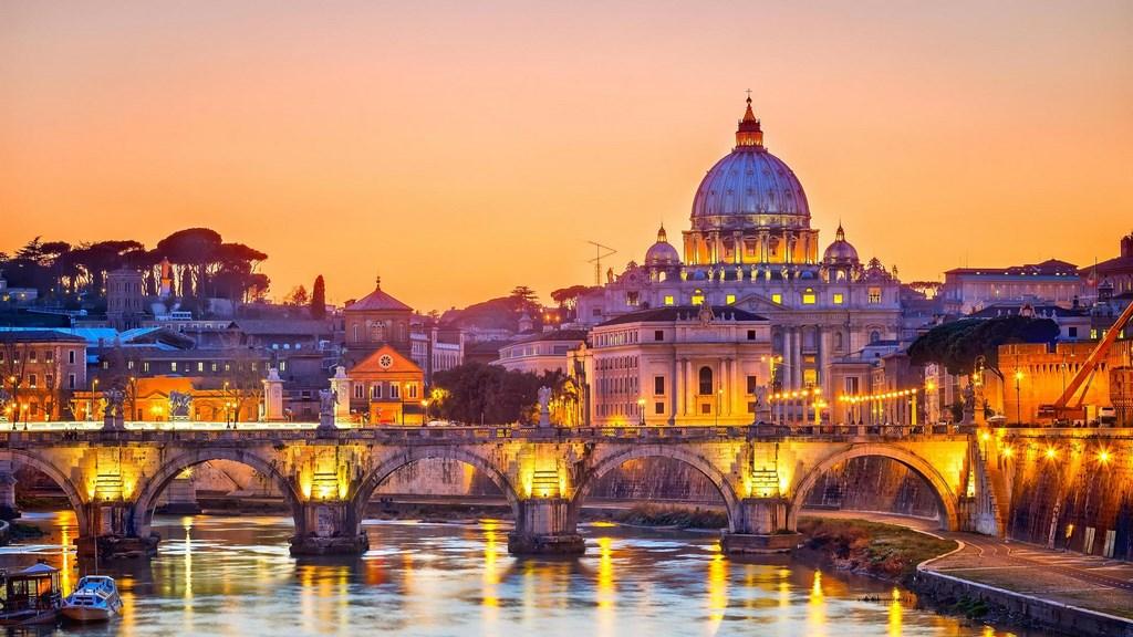 rome-nuit